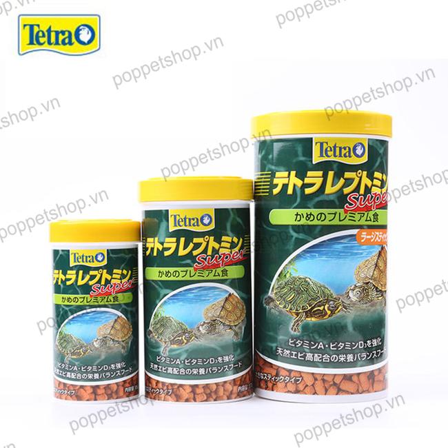 thức ăn rùa nước tetra super