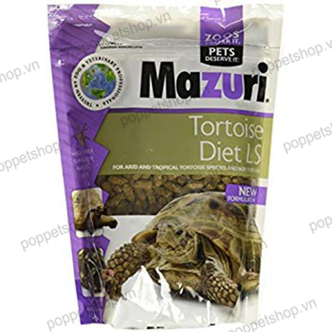 thức ăn rùa cạn mazuri
